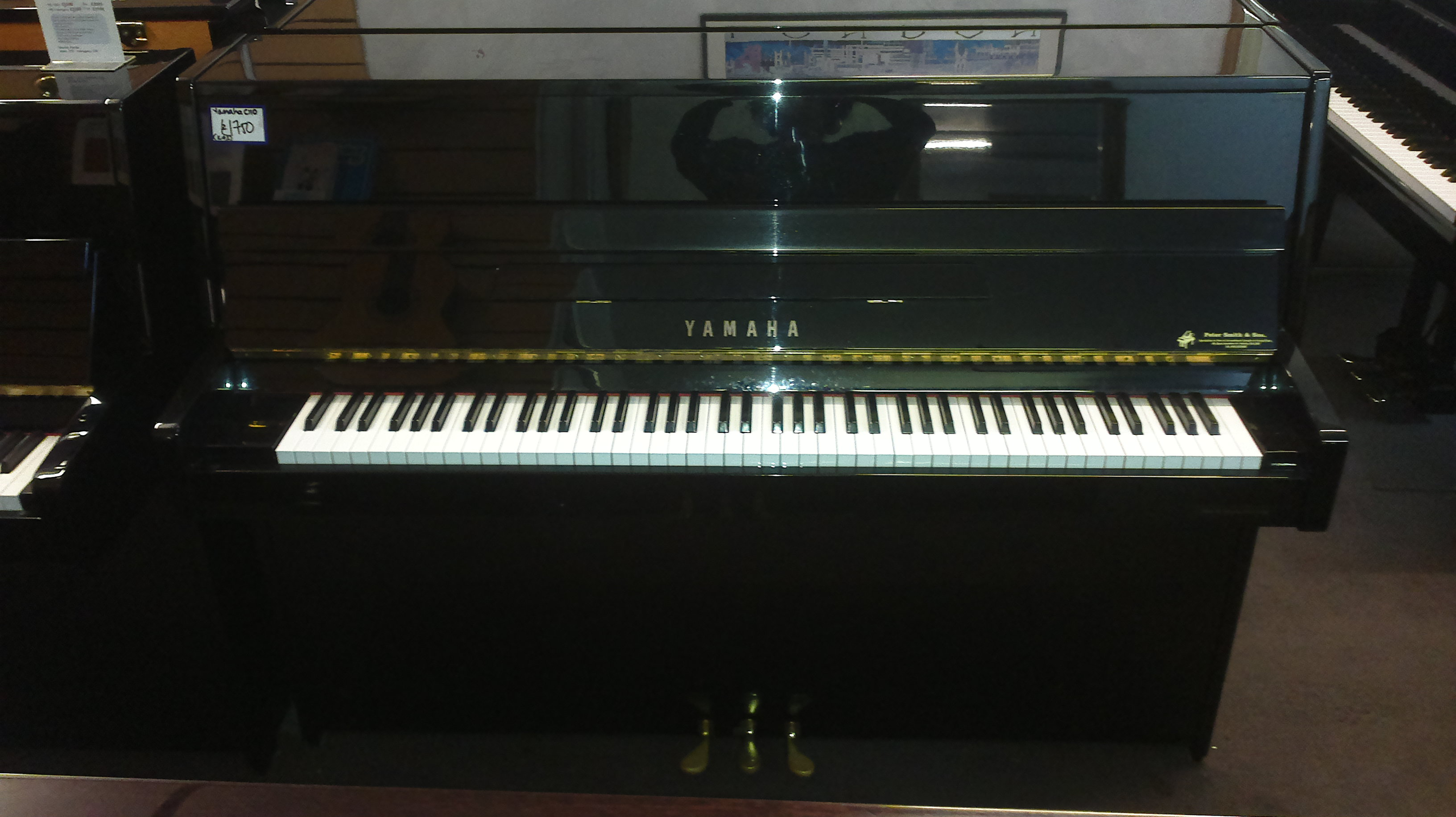 Pianos for Sale/Hire, London | Hampstead Piano Services